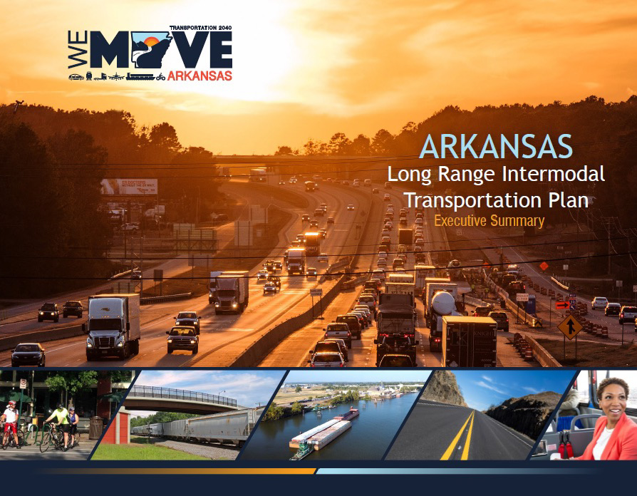 Arkansas Long Range Intermodal Transportation Plan