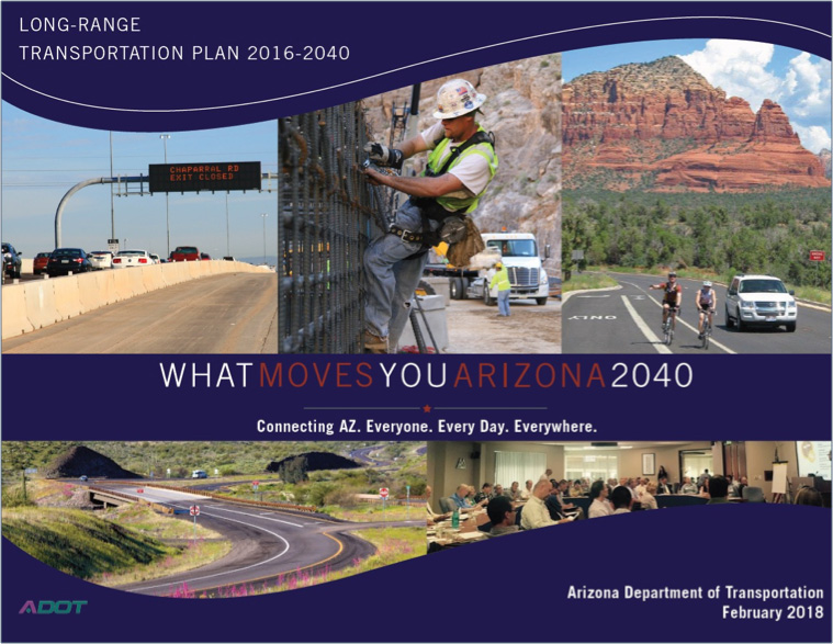 Arizona Long Range Transportation Plan