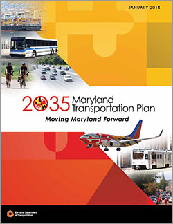 Maryland Transportation Plan Service Line